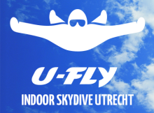Nieuw: U-FLY indoor City skydive Utrecht